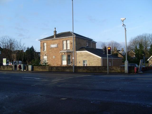 RBS Giffnock branch