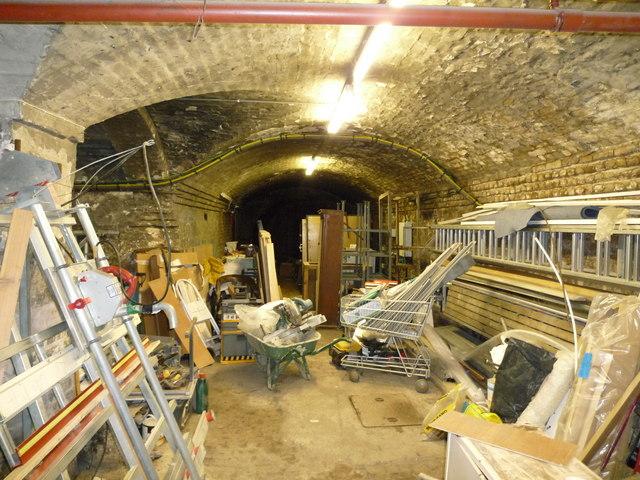 Hanwell Community Centre - basement
