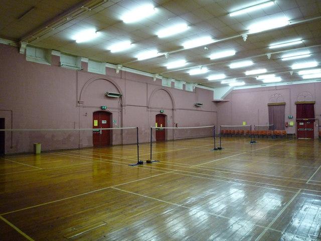Hanwell Community Centre - former chapel