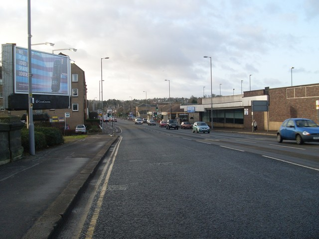 Burnfield Road