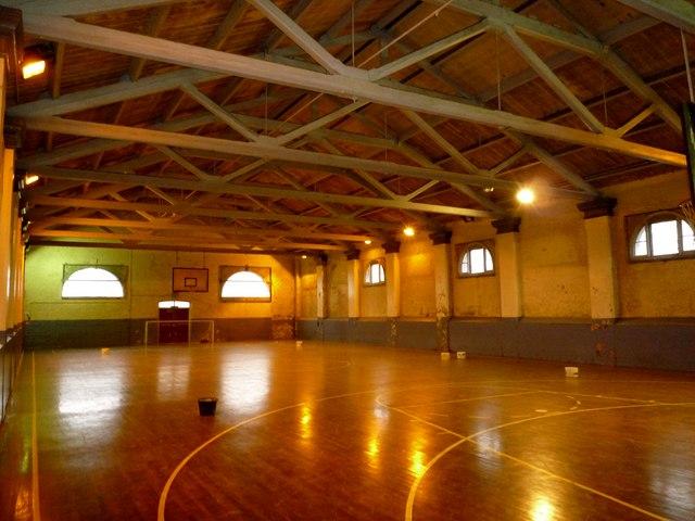 Hanwell Community Centre - former dining hall