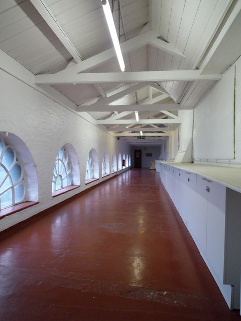 Hanwell Community Centre - second floor