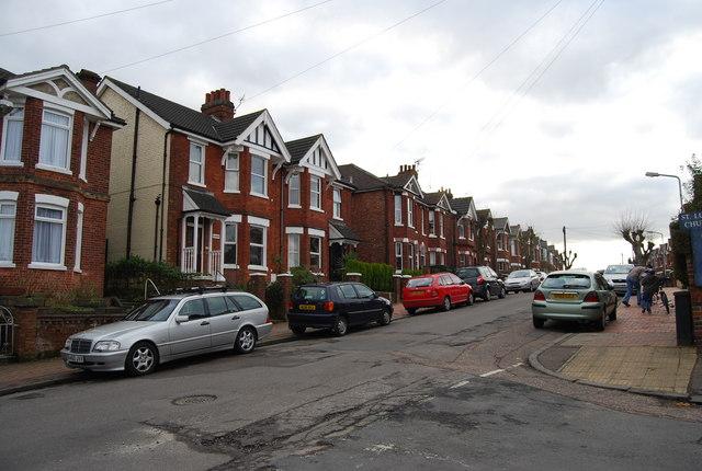 Victorian housing, Stephen's Rd