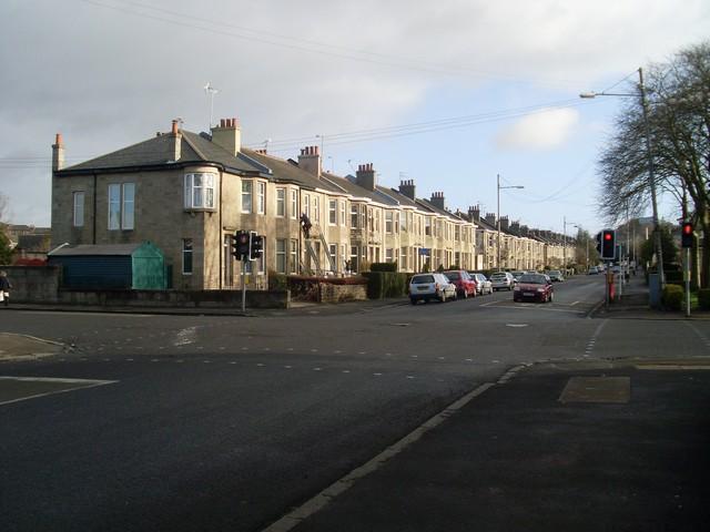 Auldhouse Road housing