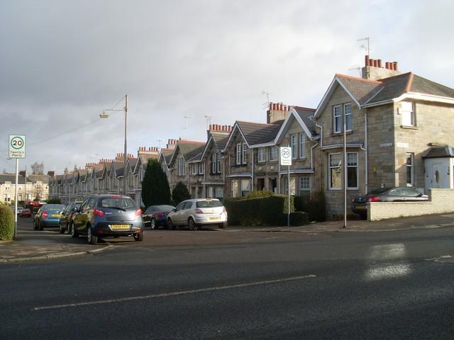 Mossgiel Road