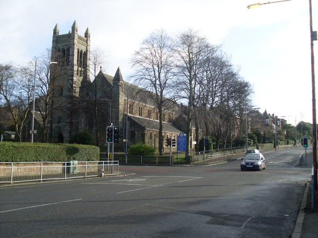 St Margaret's Newlands Church