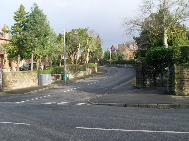 St Bride's Road
