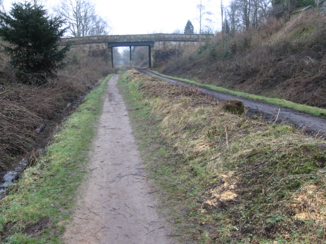 Middlewood Way near Middlewood