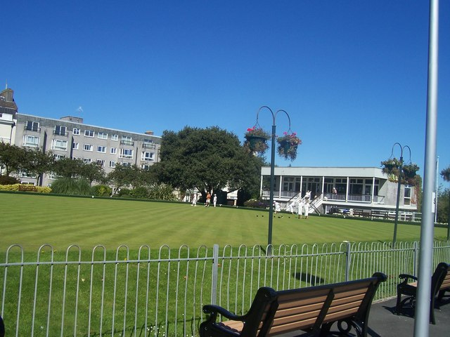 Plymouth : The Hoe Bowling Green