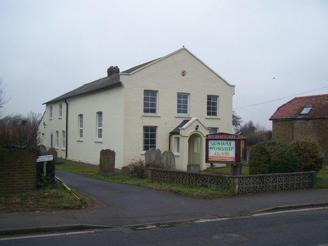 Mount Zion Baptist Church, Meopham Green