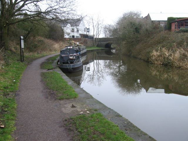 Macclesfield Canal near High Lane
