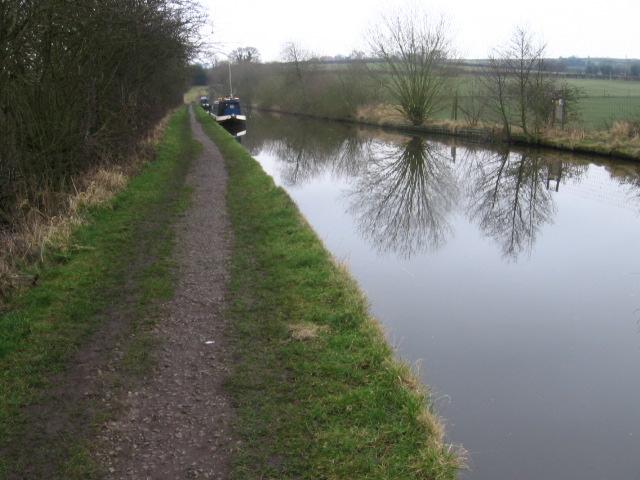 Macclesfield Canal near Windlehurst