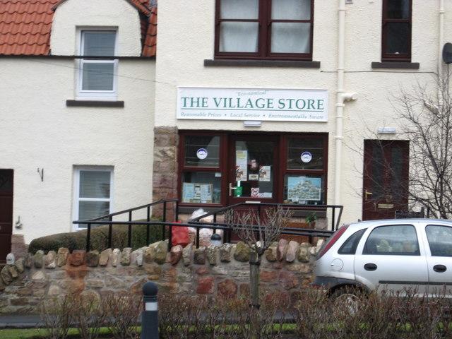 East Saltoun has a shop!