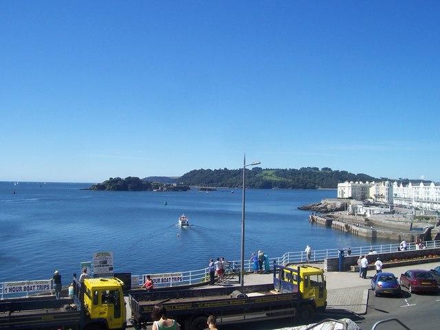 Plymouth : Coastline & Drake's Island