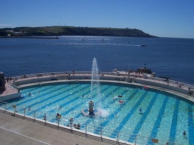 Plymouth : Tinside Pool