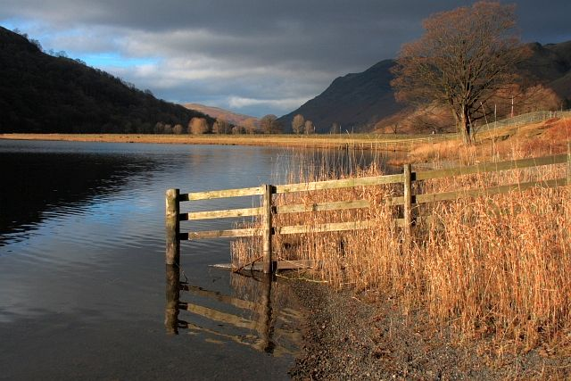 Fence, Brotherswater