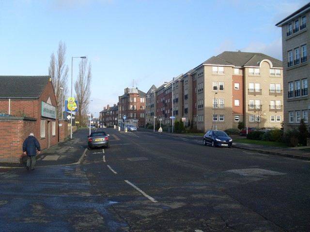 Flats on Riverford Road