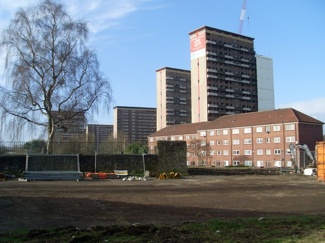 Shawbridge Highrise flats
