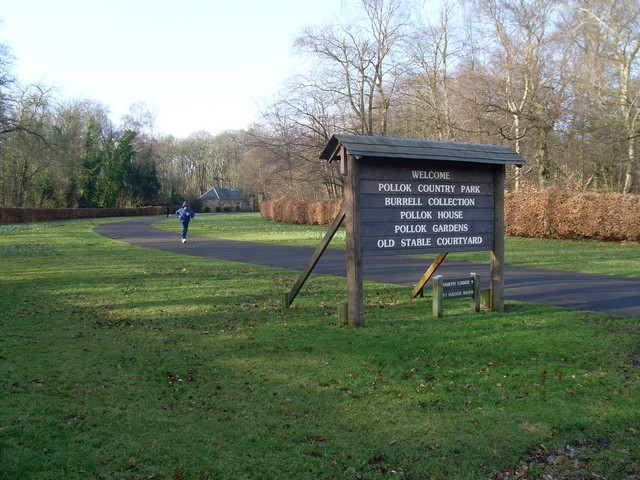 Welcome to Pollok Country Park