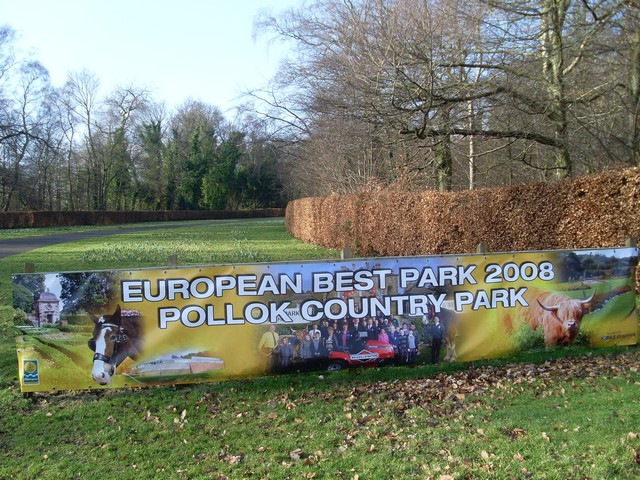 Europe's Best Park 2008