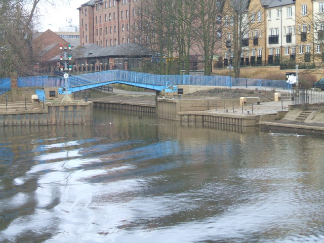 The Blue Bridge