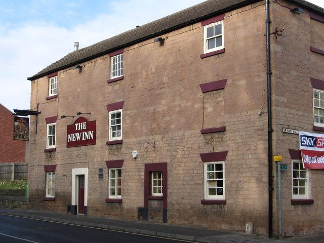 Mansfield Woodhouse - New Inn