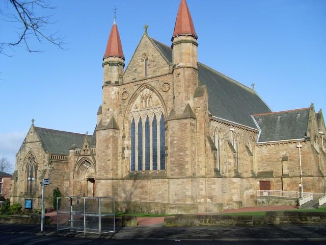 Sherbrooke St Gilbert Church