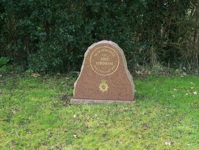 Fallen Policeman Memorial