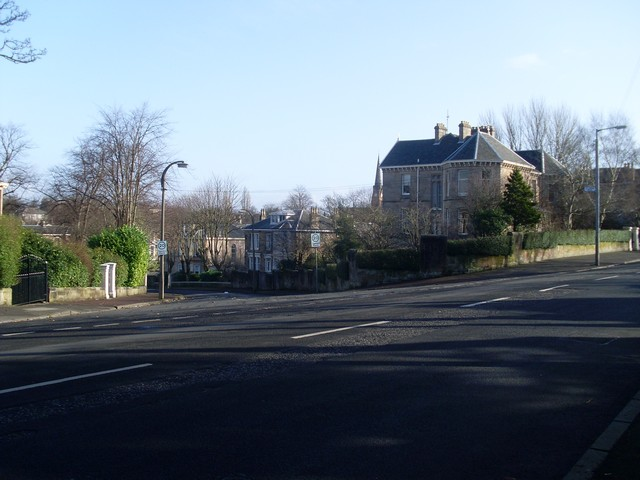 St John's Road, Pollokshields