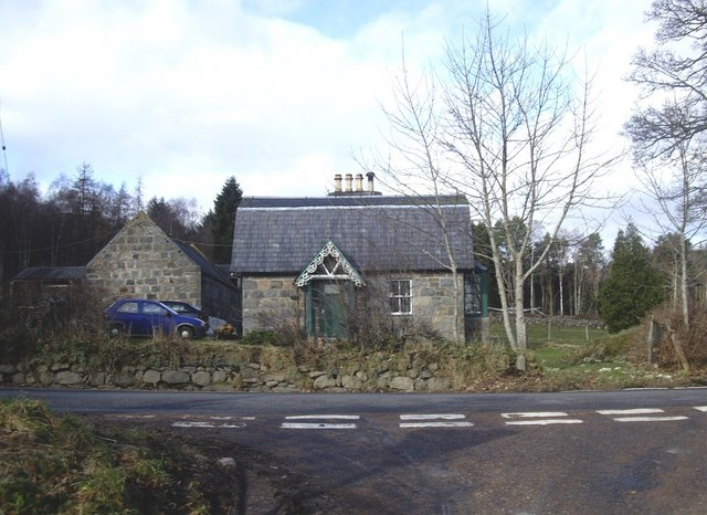 Cottage by avenue to Learney