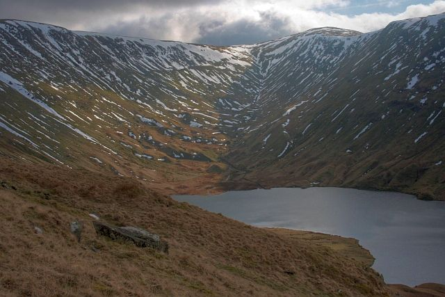 Hayeswater From The Knott