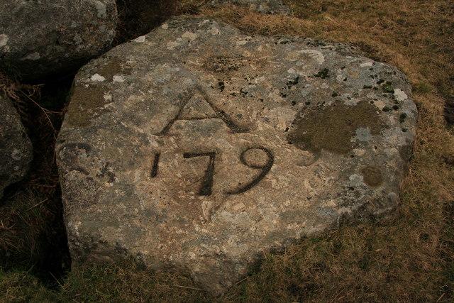 1793 Boundary Rock