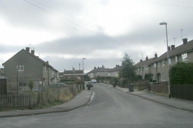 Bickerton Way - Meagill Rise