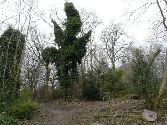 Brookfield Burial Ground
