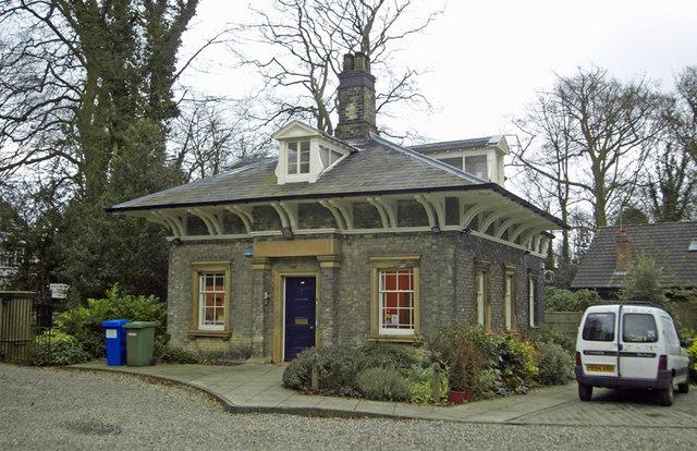 Hesslewood Lodge, Woodfield Lane, Hessle