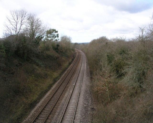 Paddington to Fishguard railway