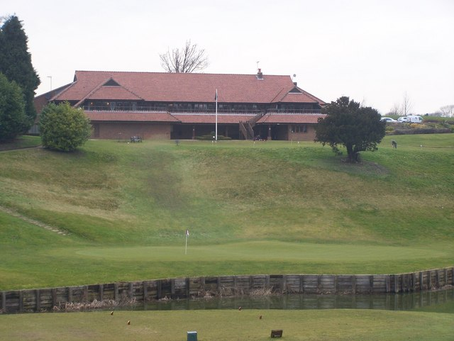 Redlibbets Golf Clubhouse