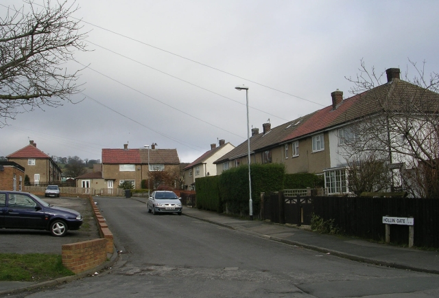 Hollin Rise - Weston Drive