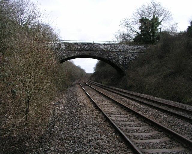 Fishguard to Paddington railway line