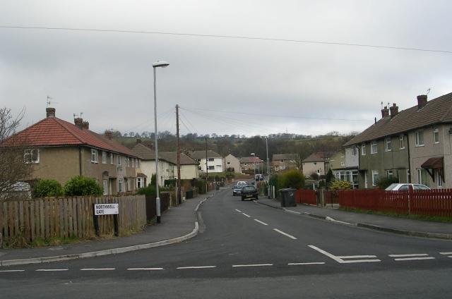 Northwell Gate - Weston Drive