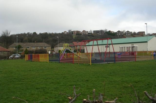 Playground - Weston Drive