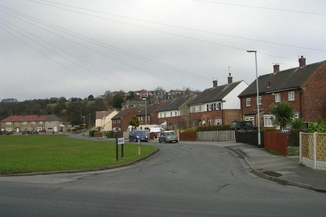 Ridding Gate - Weston Drive