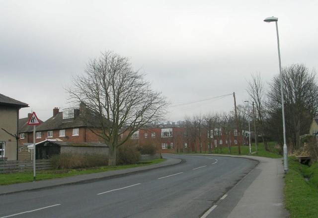 Weston Drive - Weston Lane