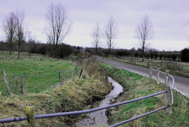Sherborn Bridge, Water Lane, Stisted