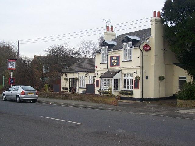 The Royal Oak Pub, New Ash Green