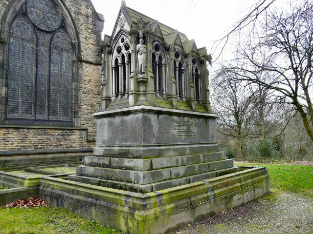 Richard Peacock's Mausoleum