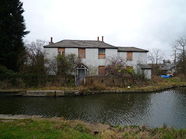 Junction Master's house at Bulls Bridge