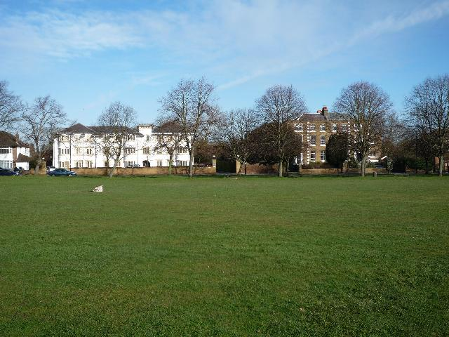 The Elms and The Grange/Friars Lawn, Norwood Green, Southall