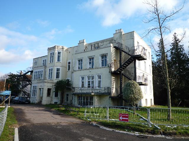 Norwood Hall, Norwood Green, Southall
