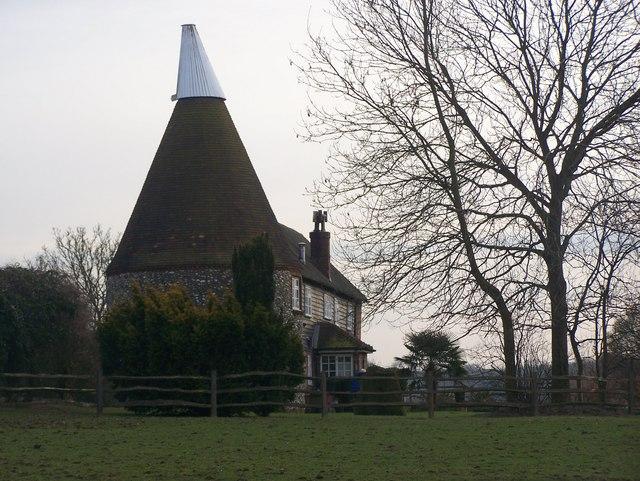 Oast House, Ridley